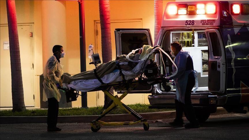 more than 3 19 million cases have been reported worldwide with the death toll surpassing 227 700 and over 980 700 recoveries according to data compiled by johns hopkins university in the us