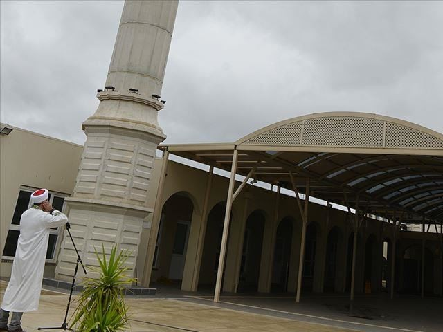 mosques in melbourne make gesture of support for muslims observing ramadan during covid 19 pandemic photo aa
