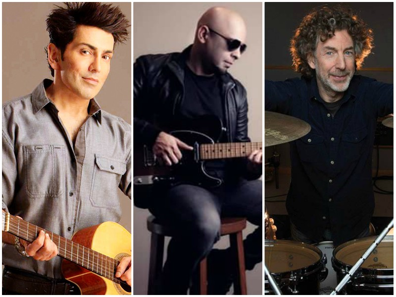 kashan admani unites local artistes with grammy winners for new song