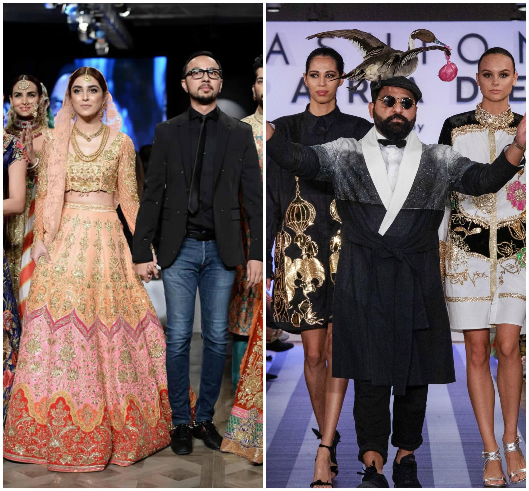 pakistani designers unite for a virtual fashion showcase