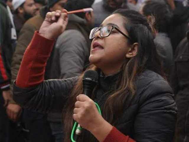 amnesty slams india over ruthless arrest of pregnant activist