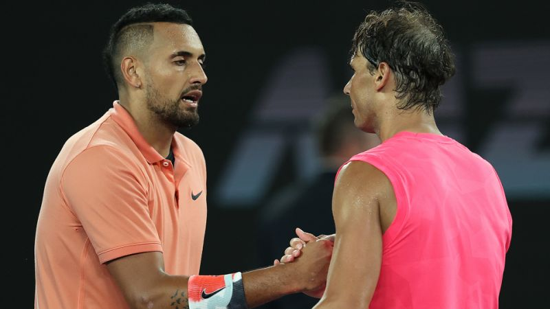 both tennis players have endured a bitter relationship on court photo afp