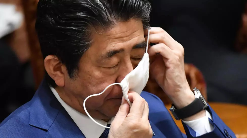 japan has seen fewer cases than the worst hit areas such as europe and the us photo afp