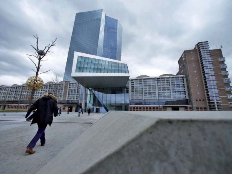 the repercussions for some european economies have been so severe that analysts expect the european central bank to use its broad power to enact a rescue photo reuters