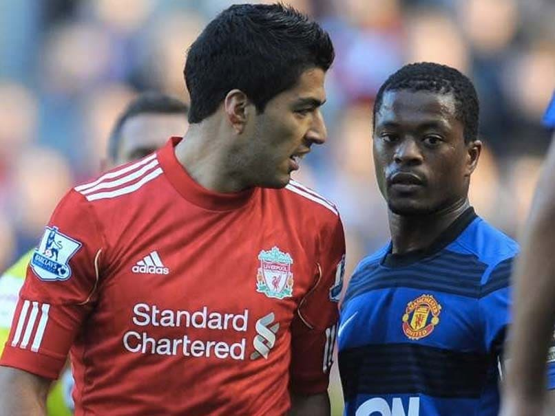 evra said one consequence of the backlash included letters threatening the frenchman and his family photo afp