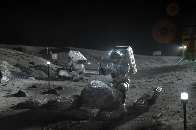 trump administration drafting artemis accords pact for moon mining