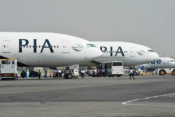 pia to operate four special relief flights from lahore