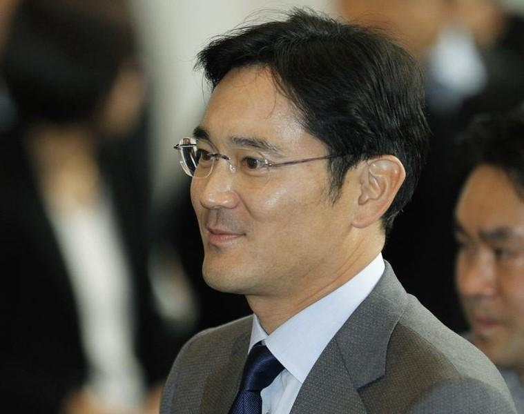 jay y lee son of samsung electronics chairman lee kun hee and the company 039 s chief operating officer photo reuters