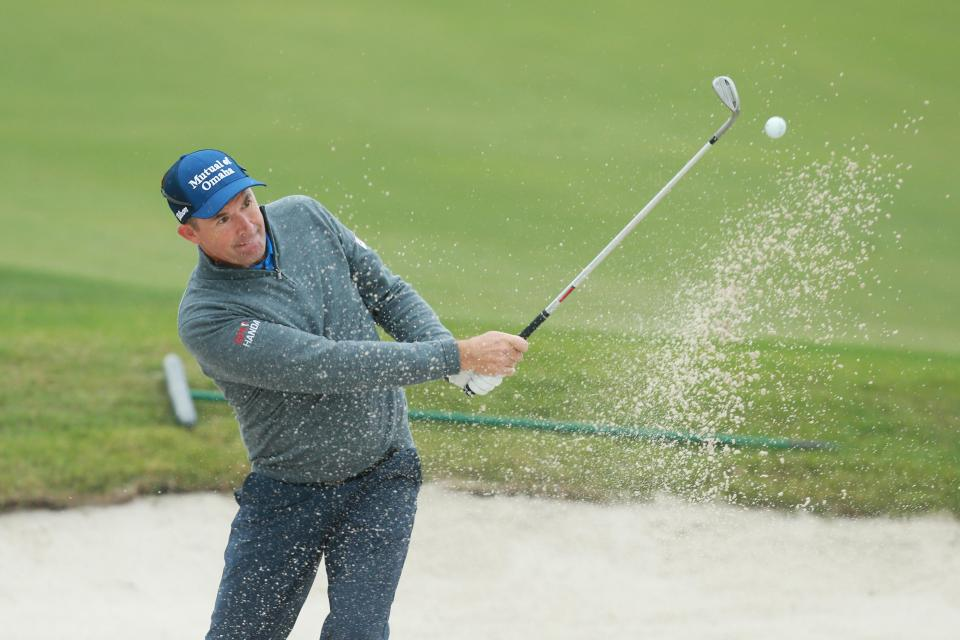 so far 13 events have been cancelled or postponed on the pga tour action is scheduled to resume on june 11 but the first four events will be played without spectators photo afp