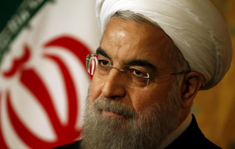 iran president hassan rouhani photo reuters file