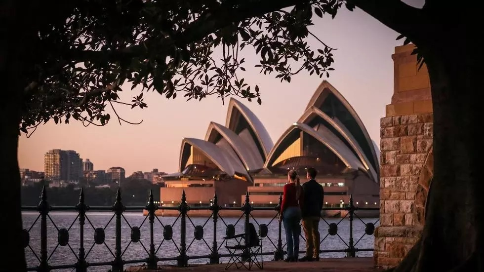 restrictions on travel public gatherings and retail businesses have had a devastating impact on the economy in australia photo afp