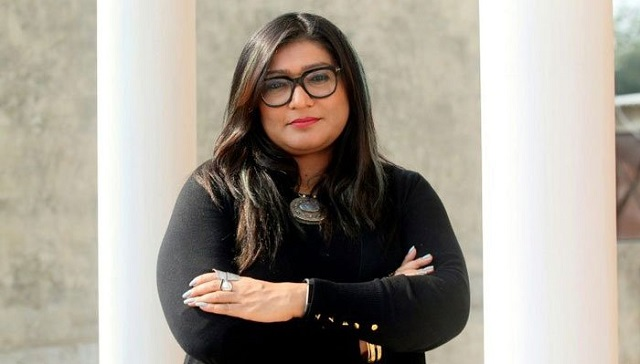 human rights award winner and founder of pakistan 039 s first cyber harassment helpline nighat dad is a digital warrior photo afp