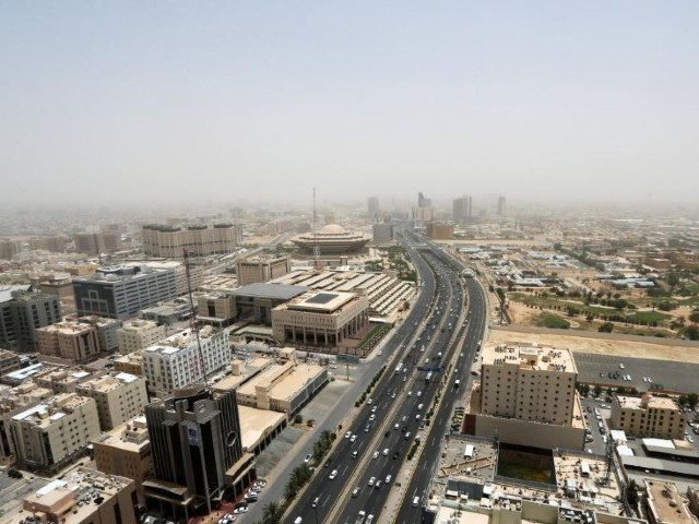 general view of riyadh city after the saudi government eased a curfew following the outbreak of the coronavirus disease covid 19 in riyadh saudi arabia photo reuters