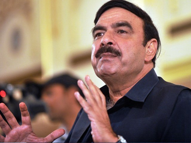 sheikh rashid says all sops for prevention of covid 19 will be strictly followed photo file