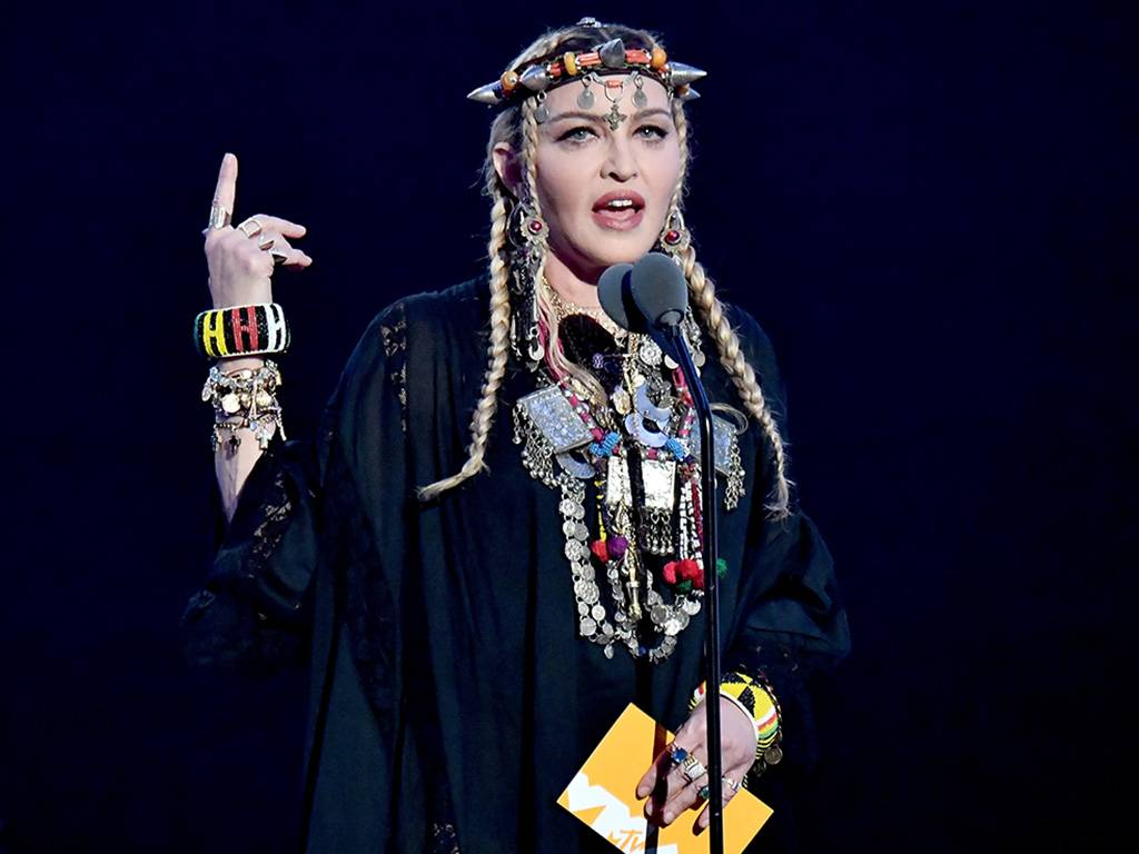 madonna says she has recovered from covid 19