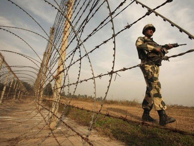 six civilians injured in ceasefire violations along the loc photo file