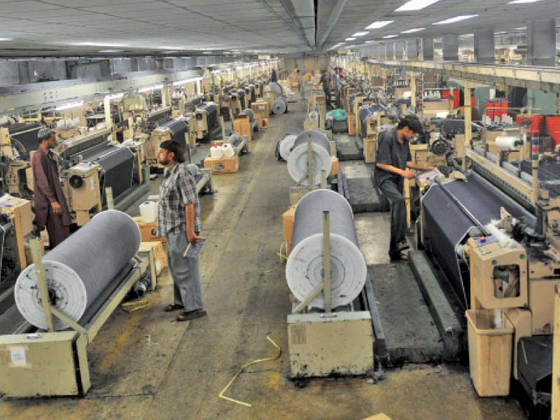 pakistan 039 s textile industry was estimated to have invested between rs70 and rs100 billion in summer cotton and lawn suits last year   2019 photo file