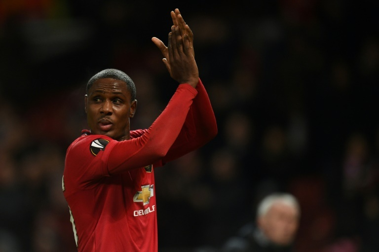 united are reportedly keen to extend ighalo 039 s contract even though their attacking worries have eased during the lockdown photo afp