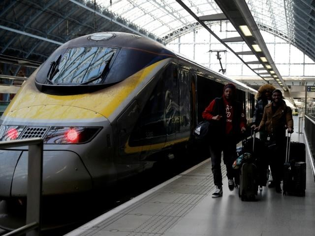 people arriving in britain by air sea and rail will be required to self isolate for two weeks the times reported photo afp