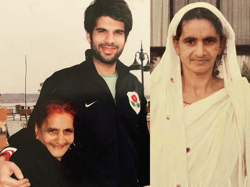 adnan malik honours late nanny in mother s day post