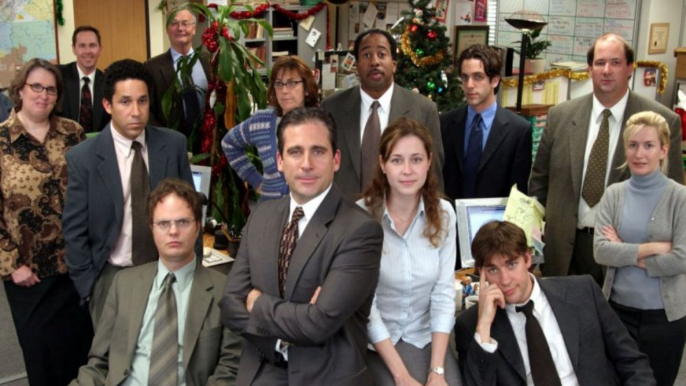 the office cast reunite for virtual wedding