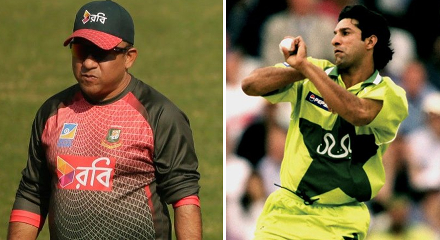 wasim akram insulted me during 1999 world cup former bangladesh all rounder