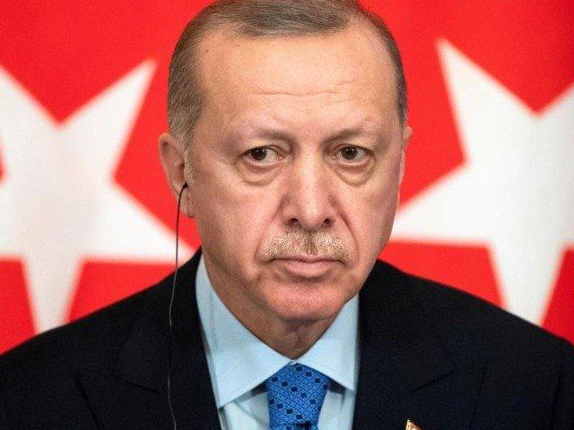 turkey s erdogan imposes four day lockdown from saturday