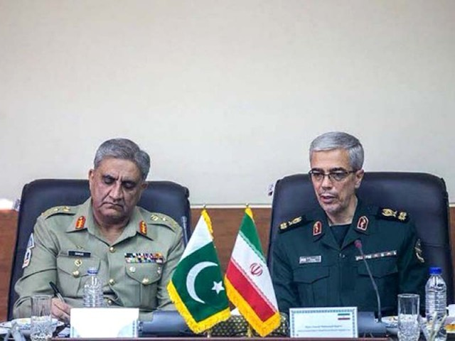 army-chief-general-qamar-javed-bajwa-with-chief-of-staff-iranian-armed-forces-major-general-mohammad-hossein-photo-ispr-file