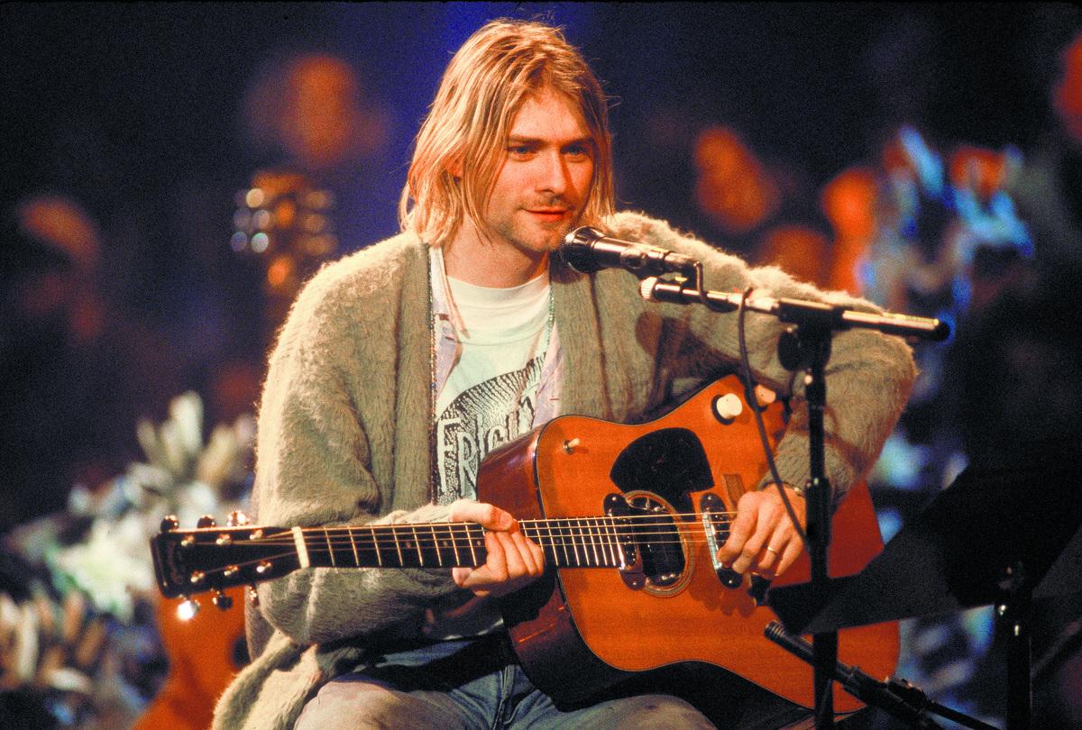 kurt cobain s guitar up for auction for an estimated 1 million