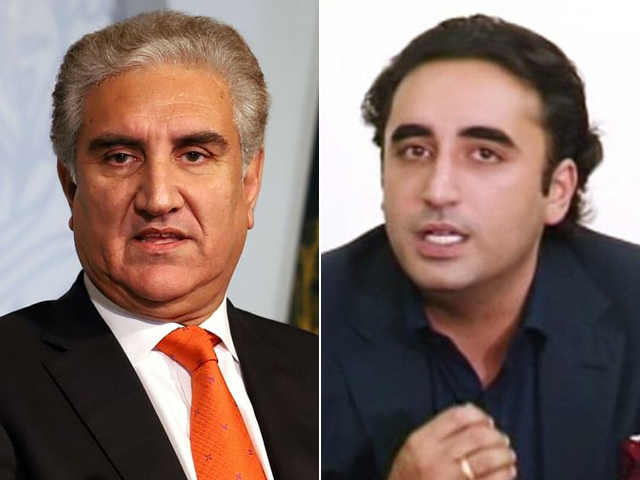 retract sindh card remarks or resign bilawal to qureshi