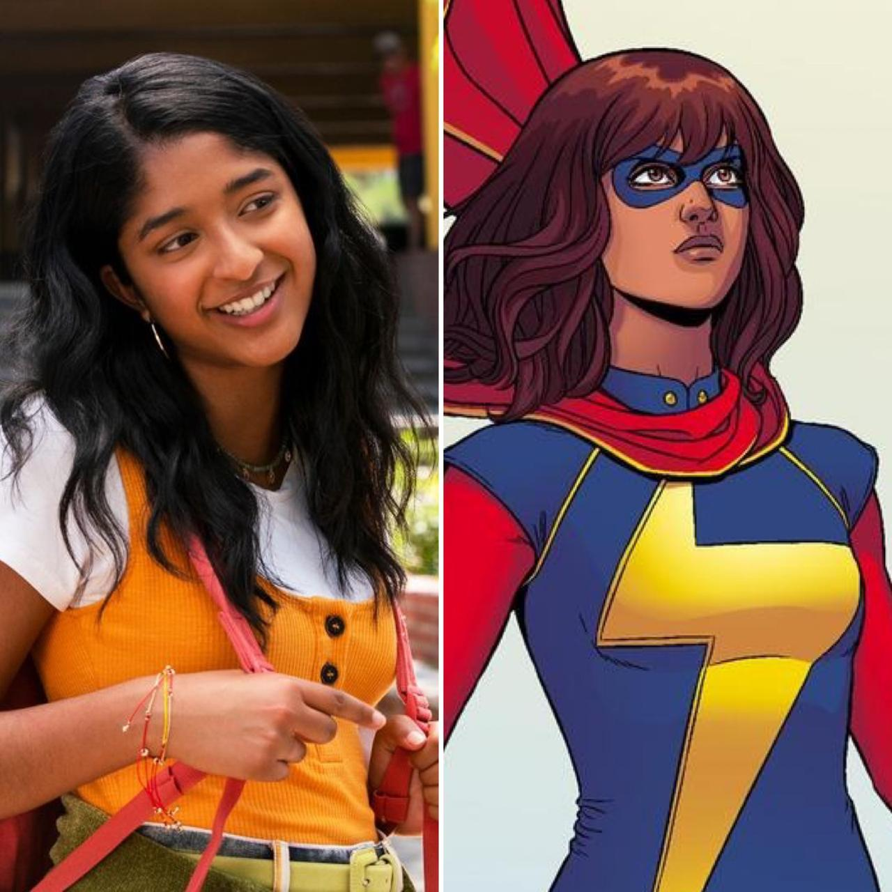 indian star wants ms marvel to stay true to its pakistani roots