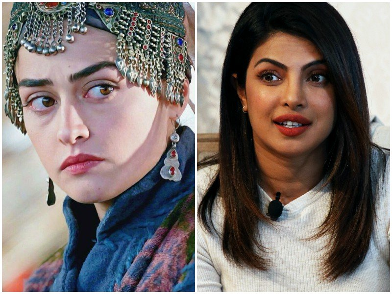 esra bilgic had schooled priyanka chopra for warmongering against pakistan