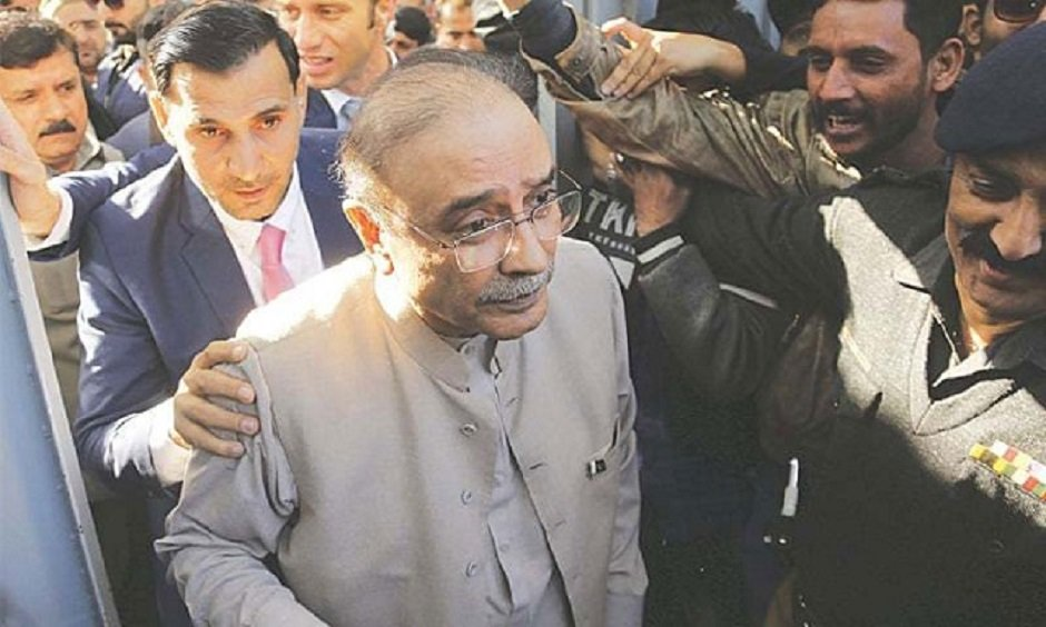 tribune fact check mystery shrouds over zardari s health