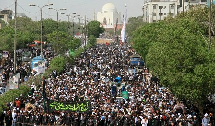 mwm plans to carry out youm e ali processions despite ban photo express file