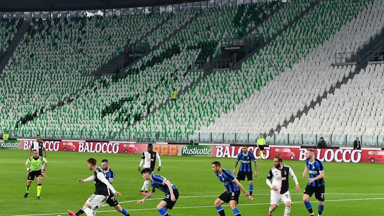 all 20 top flight clubs had already voted unanimously to finish the campaign but this is the first time a date has been set for a return photo afp