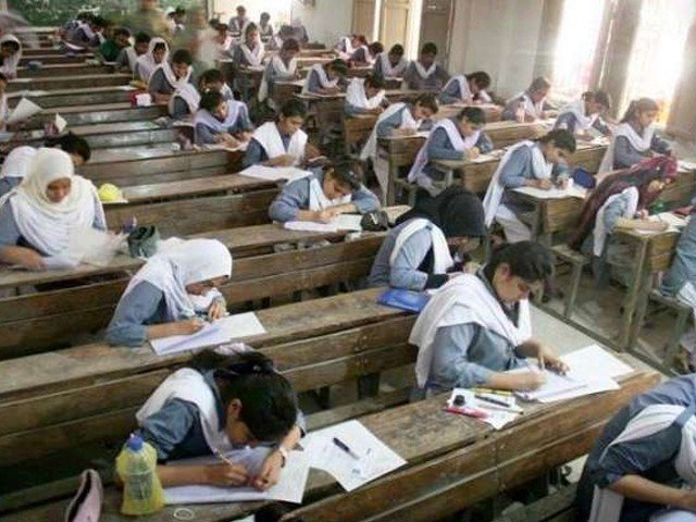 pupils in grades 9 and 11 to be promoted those in classes 10 and 12 to get marks on basis of previous results photo file