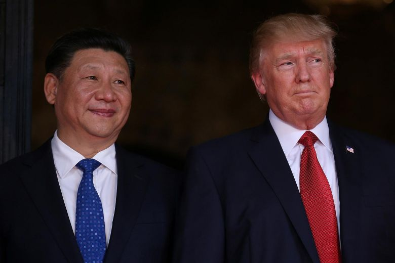 chinese president xi jinping and us president donald trump photo reuters file