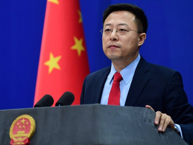 spokesperson praises senate resolution over china s aid in fight against coronavirus pandemic photo file