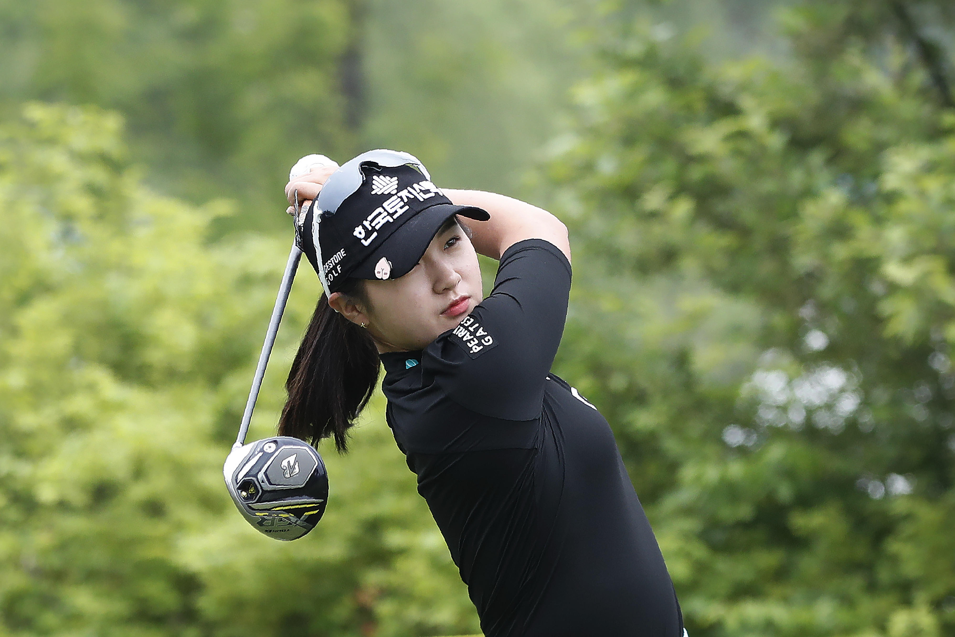 park triumphs in golf s return to action in south korea
