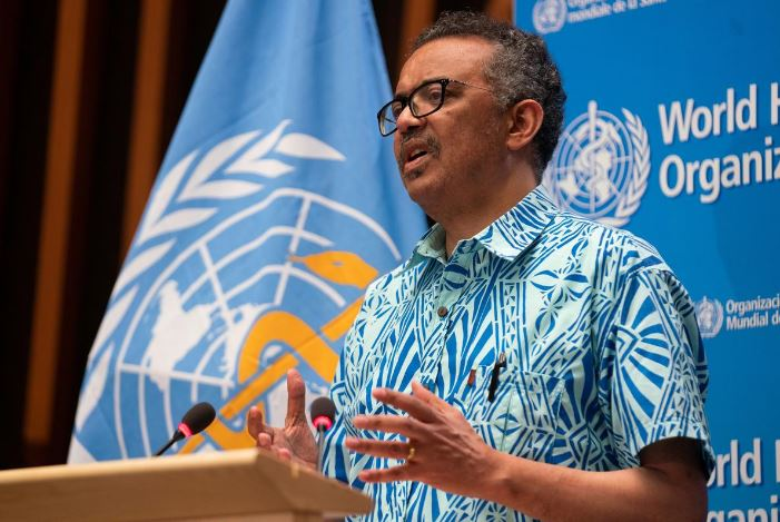 who dg tedros says we still have a long way to go in this pandemic photo reuters