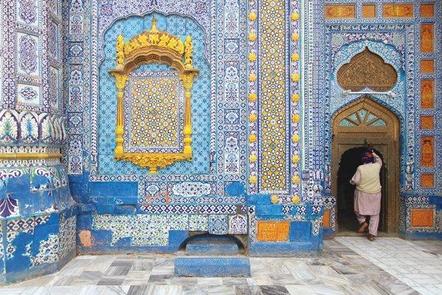sachal sarmast shrine khairpur