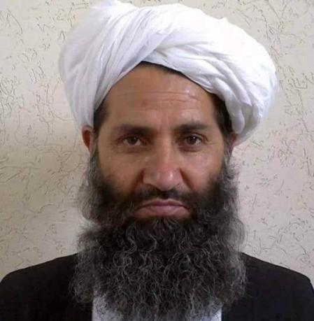 taliban leader mullah haibatullah akhundzada is seen in an undated photograph posted on a taliban twitter feed on may 25 2016 and identified separately by several taliban officials photo reuters