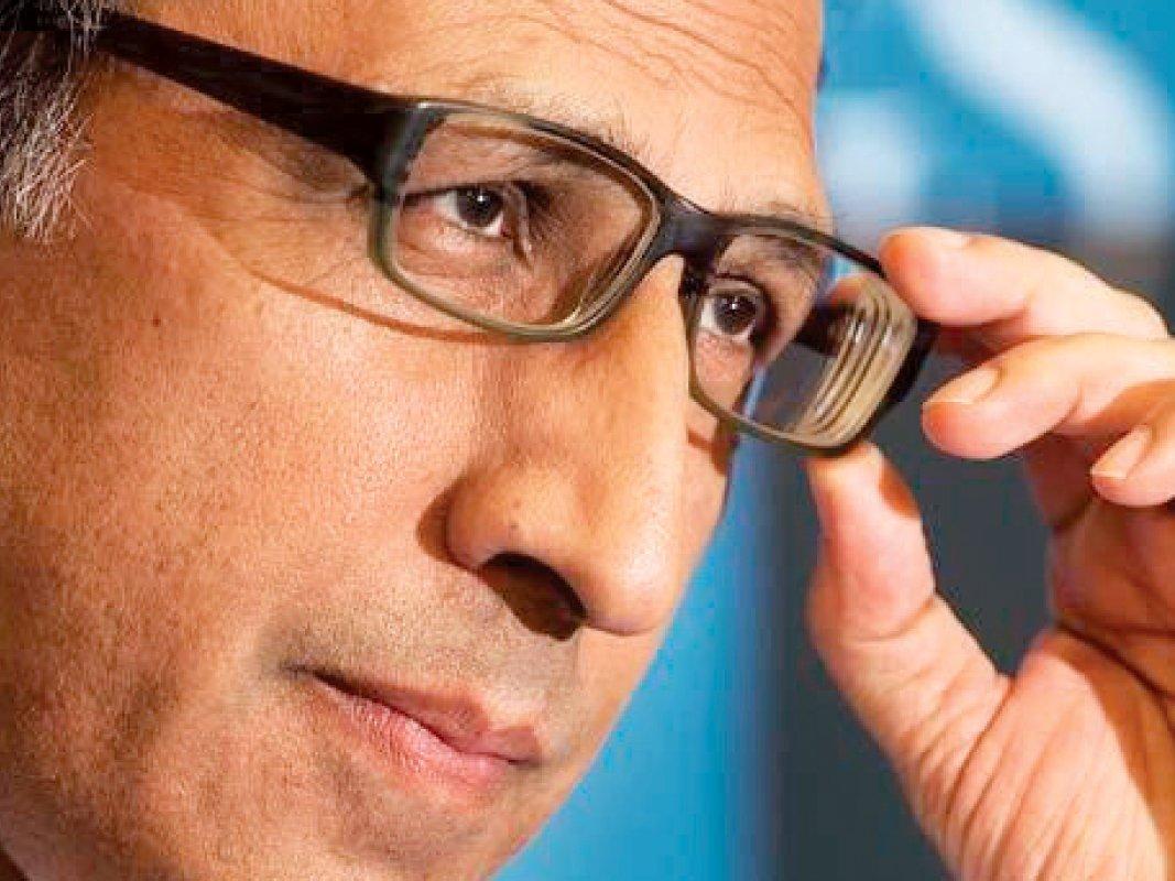 dr abdul hafeez shaikh photo afp