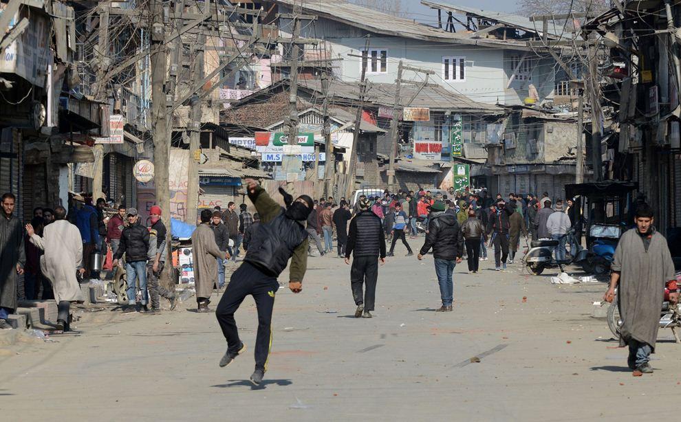kashmir insurgency redux