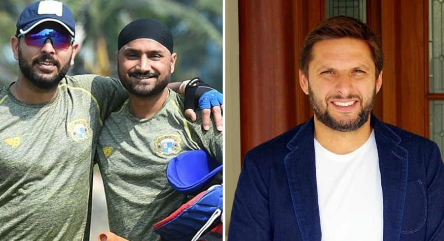 they are helpless afridi takes a dig at harbhajan yuvraj