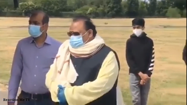 tribune fact check altaf hussain attends funeral of covid 19 positive daughter