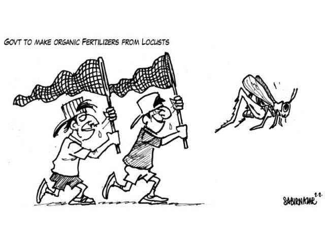 comic wisdom by sabir nazar june 2020