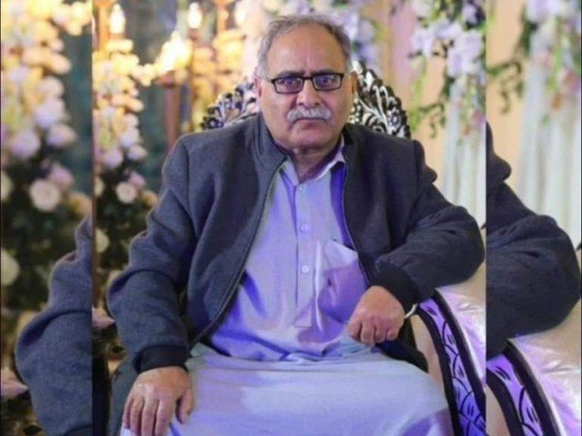 dr phag chand a resident of swabi and a member of the sikh fraternity of khyber pakhtunkhwa k p had dedicated his whole life to his profession photo express