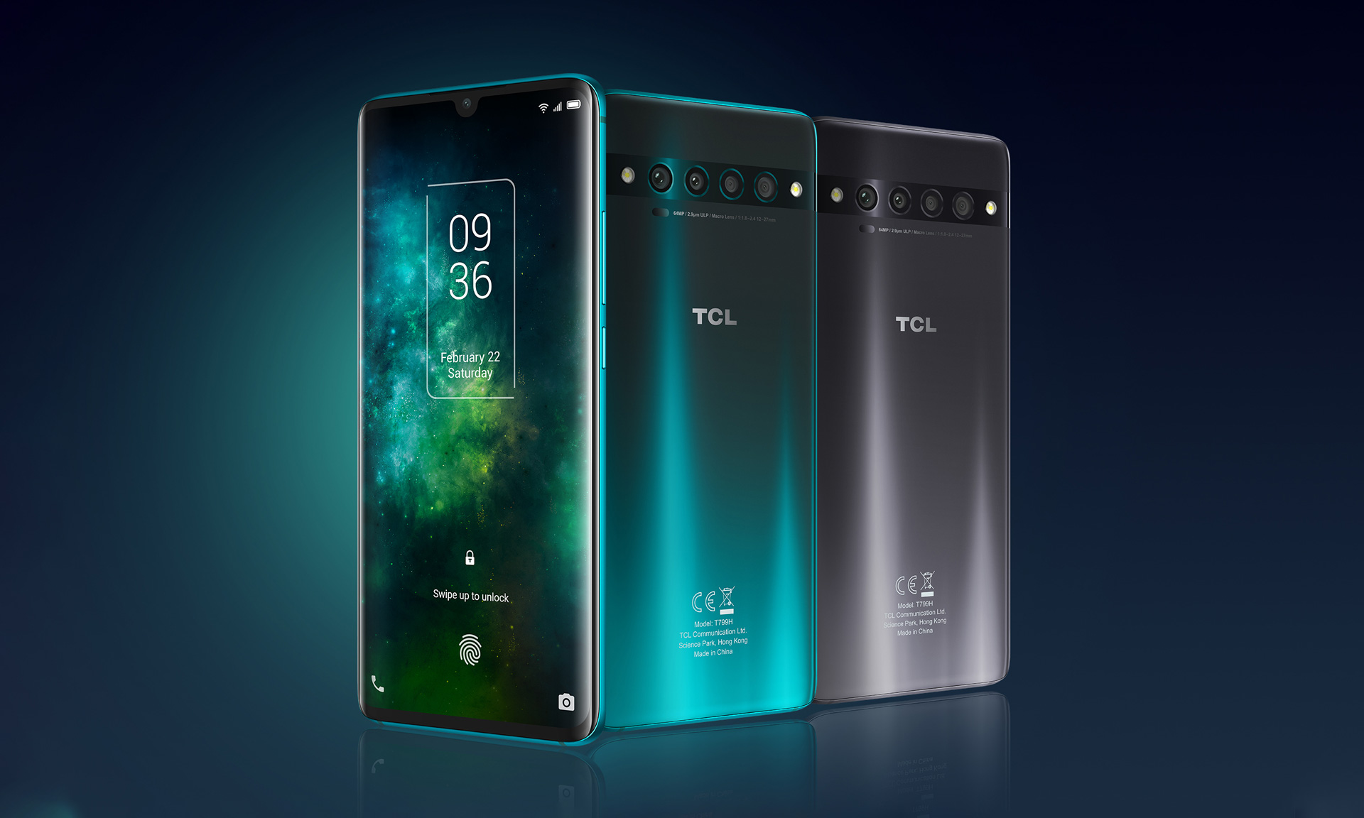 tcl to launch tcl 10 smartphone series in pakistan