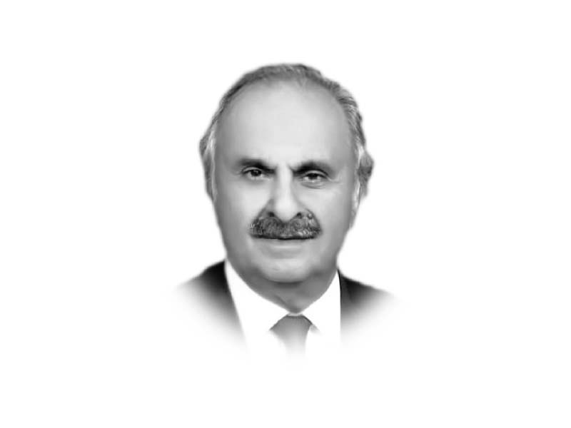 The writer is a retired lieutenant general of Pakistan Army and currently a member of the Senate of Pakistan